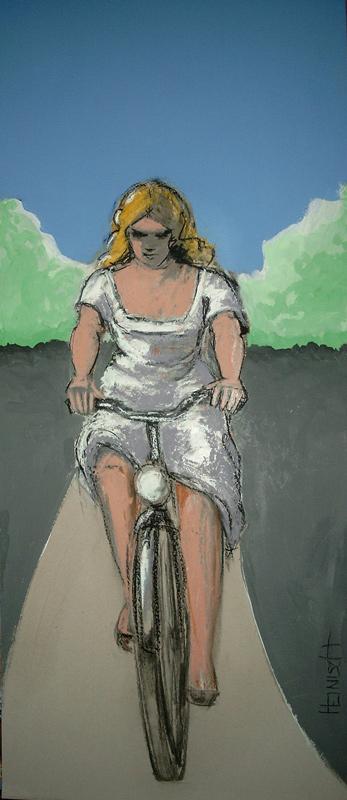 Fahrrad 1 for Barhocker fahrrad