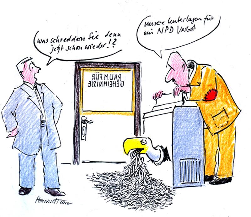 Zuckerbrot und peitsche karikatur